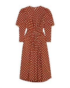 Платье миди Push button