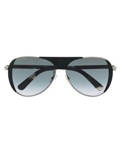 Солнцезащитные очки авиаторы Rave Jimmy choo eyewear
