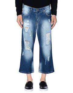 Джинсовые брюки капри Start up