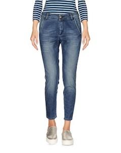 Джинсовые брюки капри Bb jeans london