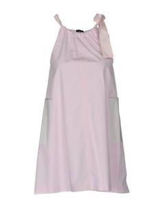 Короткое платье Peter a & chronicles