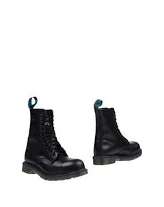 Полусапоги и высокие ботинки Solovair 1881