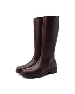 Кожаные ботинки Il gufo