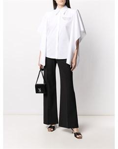 Рубашка с объемными рукавами Off-white