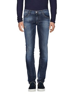 Джинсовые брюки Clin-k