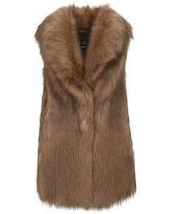 Жилет из искусственного меха Unreal fur