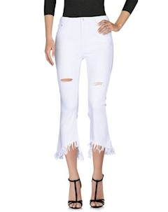 Джинсовые брюки капри Goa goa