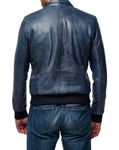 Кожаная куртка Redskins