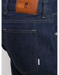 Узкие джинсы средней посадки Pt05