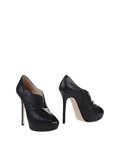 Ботинки John richmond black label