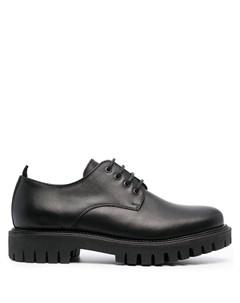 Туфли на массивной подошве Tommy hilfiger
