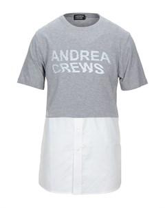 Футболка Andrea crews
