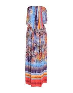 Длинное платье Xs milano