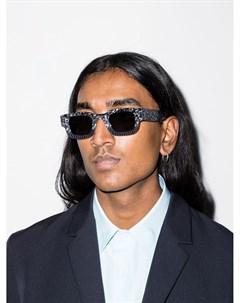 Солнцезащитные очки Rhevision 668 из коллаборации с Rhude Thierry lasry