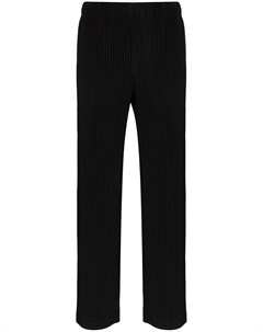 Плиссированные брюки Homme plissé issey miyake