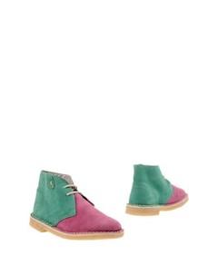 Полусапоги и высокие ботинки Ginevra