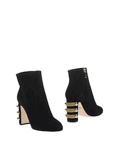 Полусапоги и высокие ботинки Dolce&gabbana