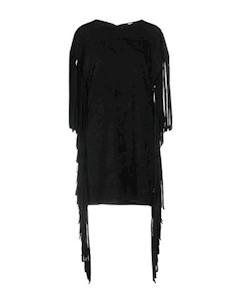Короткое платье Unreal fur