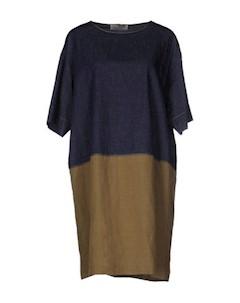 Короткое платье Mantu