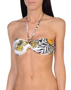 Купальный бюстгальтер Roberto cavalli beachwear