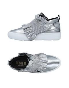 Кеды и кроссовки Msgm