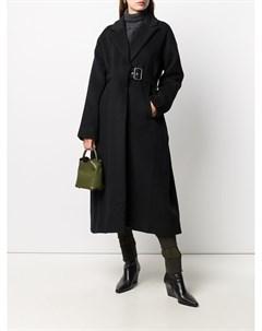 Пальто с пряжкой Andrea ya'aqov