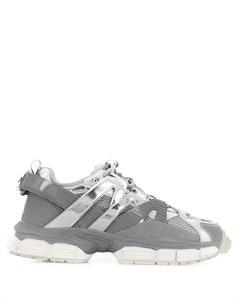 Кроссовки на шнуровке Juun.j