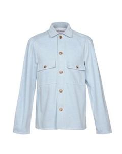 Джинсовая рубашка Umit benan