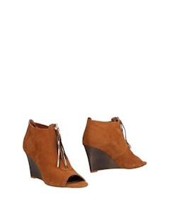 Полусапоги и высокие ботинки Mi/mai