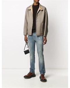 Двусторонняя куртка в клетку Mackintosh