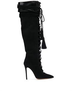 Сапоги на шнуровке Aleksander siradekian