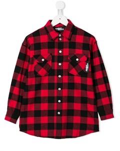 Классическая рубашка Jeremy scott junior