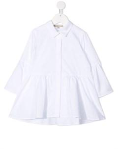 Рубашка с оборками Elie saab