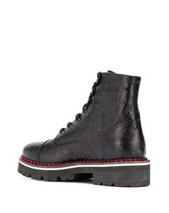 Ботинки на шнуровке Agl