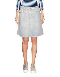 Джинсовая юбка Just female