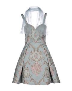 Короткое платье Mikael