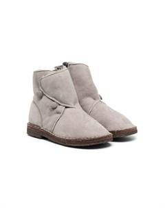 Ботинки с пуговицами Pèpè