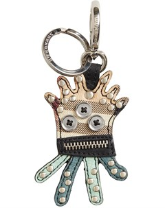 Брелок для ключей Creature Haymarket Check Burberry