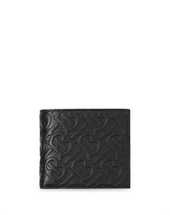 Бумажник International с монограммой Burberry