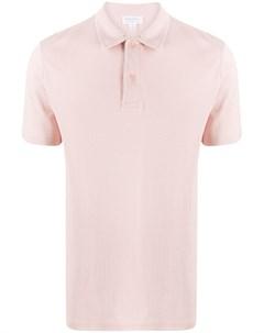 Рубашка поло из ткани пике Sunspel
