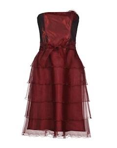 Короткое платье Real