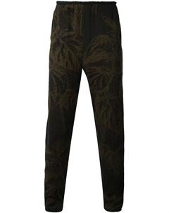 Жаккардовые спортивные брюки Stephan schneider