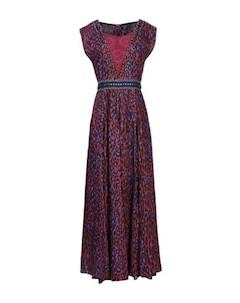 Длинное платье Michel klein