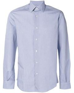 Классическая рубашка в мелкую клетку Fashion clinic timeless