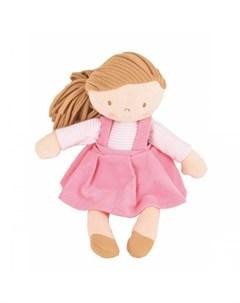 Мягкая игрушка Мягконабивная кукла Rose в подарочной упаковке Bonikka