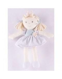 Мягкая игрушка Мягконабивная кукла Little Neva в подарочной упаковке Bonikka