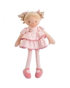 Мягкая игрушка Мягконабивная кукла Amelia 42 см в подарочной упаковке Bonikka