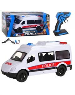 Машина Полиция на радиоуправлении Syrcar