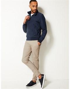 Жакет хлопковый Stormwear на молнии Marks & spencer