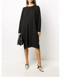 Платье Folded с карманами Sminfinity